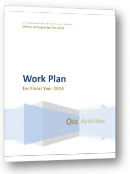 OIG 2014 Work Plan Highlights, Part 2: Biomedical Equipment