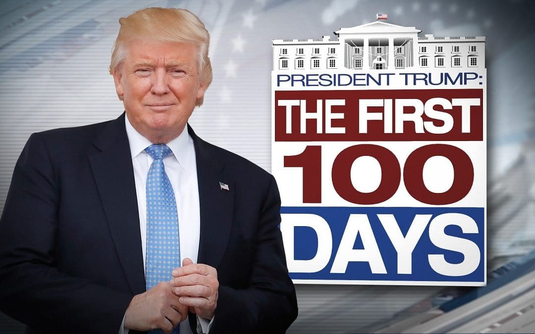 100 Days of HIPAA Enforcement under President Trump