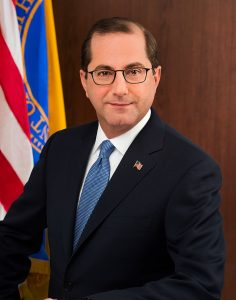 Alex Azar, Secretary of HHS is Promoting Interoperability