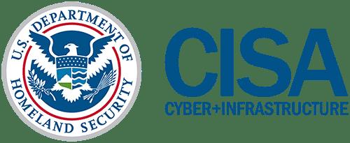 DHS CISA Logo