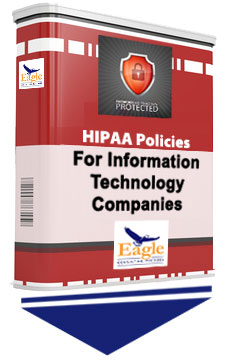 Download HIPAA Policy Template for Information Technology Co.